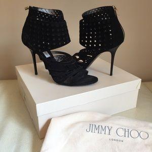 Jimmy Choo 123Maira Gladiator Heels